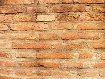 Wall. Old wall brick ancient background texture Royalty Free Stock Photo
