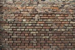A wall of old bricks Stock Image