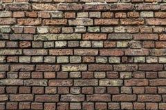 A wall of old bricks Stock Photos