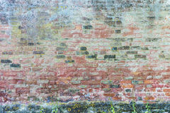 Wall of old building with grungy detail Stock Photo