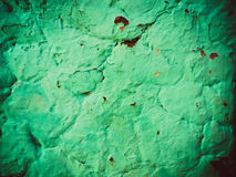 Wall. Old earth colorfull Royalty Free Stock Photos