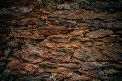 Wall_of_the_old_lock 免版税库存图片