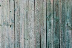 Wall of the old wooden boards Royalty Free Stock Image