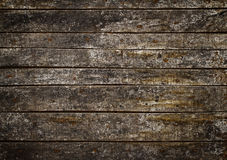Wall of the old wooden boards Stock Image