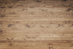 Wall of old wooden plank boards. Wooden material texture surface royalty free stock photos