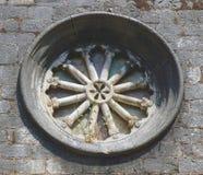 Wall ornament. Ancient wall ornament stock image