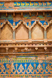 Wall ornaments. Gwalior Fort Stock Photos
