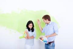 Wall Paint Stock Photos