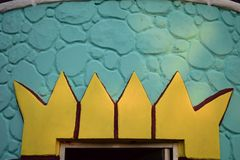 Wall painting in rajshahi jia shihu park. Wall painting rajshahi jia   shihu park design relief artistic sculpture stock images