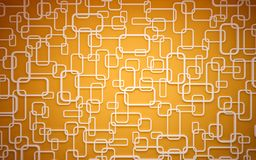 Wall panels used as background. Royalty Free Stock Images