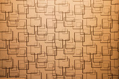 Wall paper, abstract background. Wall paper, the installation is like a horse head wall lamp Royalty Free Stock Photography