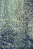 Wall paper jean. Bluejeans has specific texture and show about the power of color royalty free stock images