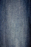 Wall paper jean. Bluejeans has specific texture and show about the power of color royalty free stock photography