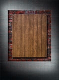Wall Photo Frame Royalty Free Stock Photography