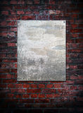 Wall Photo Frame Royalty Free Stock Photo