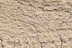 Wall with plaster background texture.  Royalty Free Stock Image