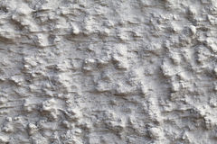Wall plaster, close-up Royalty Free Stock Photo