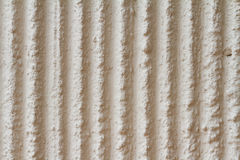 Wall plaster curly background Royalty Free Stock Photography