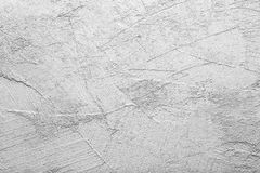 Wall plaster scratched, rough work. Wall plaster scratched, rough surface Royalty Free Stock Images