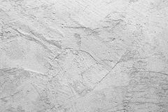 Wall plaster scratched, rough work. Wall plaster scratched, rough surface Royalty Free Stock Photography