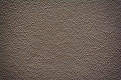 Wall plastered dark grey Stock Photo