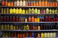 Wall of Plenty Stock Photo