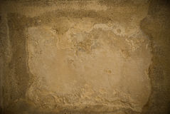 Wall print. A wall texture in cement with a warm tone vector illustration