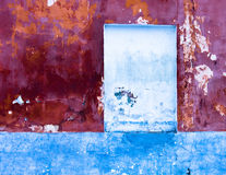 Wall with rectangle Stock Photos