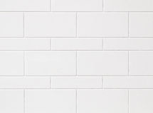 Wall with rectangular texture background Royalty Free Stock Photography