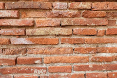 Wall red stone Royalty Free Stock Images