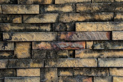 Wall. The wall that retains strong barrier Royalty Free Stock Photos