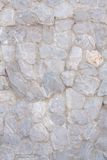 Wall rock. Pattern stone backgrounds Stock Photography