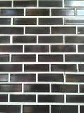 Wall rock. Brickwall stonebrown brick Stock Photo