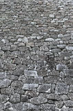 Wall of Rocks Stock Image