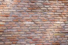 Wall Roma Ruin. Wall in foro romano, italy Royalty Free Stock Photo