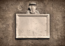 Wall in Rome Royalty Free Stock Photos