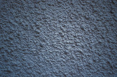 Wall rough dark blue texture Royalty Free Stock Image