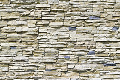 Wall of rough stones Royalty Free Stock Image