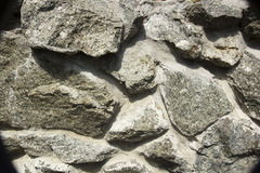 Wall of rough stones Stock Photography