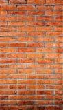 Wall of rustic brick, brick applied brick, brick used in construction. Wall rustic brick applied used construction house brickhouse brickrustic royalty free stock photography