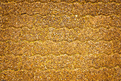 Wall of sand Stock Images