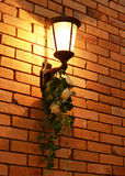 Wall Sconce Royalty Free Stock Photography
