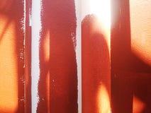 The Wall of shade Royalty Free Stock Image