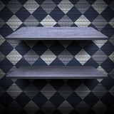 Wall Shelf Royalty Free Stock Photos