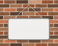 Wall sign Stock Image