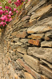 Wall of slate Royalty Free Stock Photo