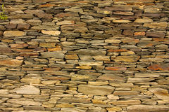 Wall of slate Royalty Free Stock Images