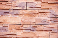 Wall of slate Royalty Free Stock Photography