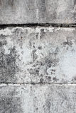 Wall stack brick white dirty texture. Background royalty free stock images