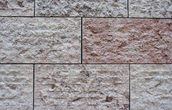 Wall stone Stock Image